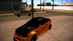 BMW M3 E92 Drift Version para GTA San Andreas