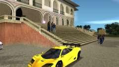 McLaren F1 LM para GTA Vice City