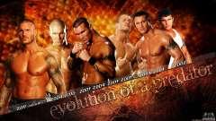 Pantallas de carga WWE 2012