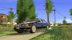 BMW 730i E38 1996 para GTA San Andreas