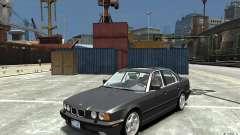 BMW 540i E34 v3.0 para GTA 4