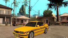 BMW 525tds E34 Taxi