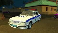 GAZ 31105 policía