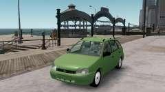 1117 LADA station wagon Viburnum