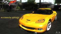 Chevrolet Corvette Grand Sport 2010 para GTA San Andreas