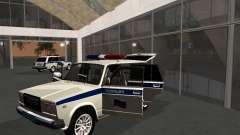 VAZ 21047 policía