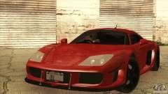 Noble M600 para GTA San Andreas