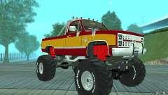 Chevrolet Silverado 2500 MonsterTruck 1986