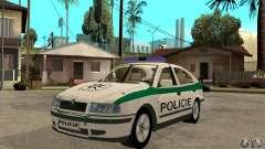 Skoda Octavia Police CZ para GTA San Andreas