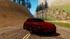 Mazda RX8 Reventon para GTA San Andreas