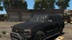 Chevrolet TrailBlazer v.1 para GTA 4