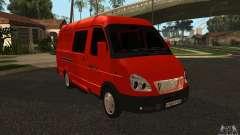 Gacela 2705 carga pasajeros para GTA San Andreas