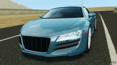 Audi R8 5.2 Stock Final para GTA 4