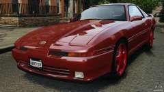 Toyota Supra 3.0 Turbo MK3 1992 v1.0 [EPM] para GTA 4