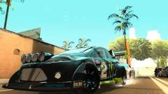 Ford Fiesta Rally Time para GTA San Andreas