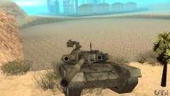 """Tanques t-90 """"Vladimir"""" para GTA San Andreas"""