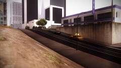 Una colección de mods gráficos para GTA San Andreas