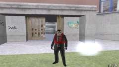 Animación de GTA IV v 2.0 para GTA San Andreas