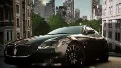 Maserati Quattroporte Sport GTS 2011 para GTA 4