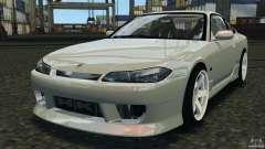 Nissan Silvia S15 Drift para GTA 4