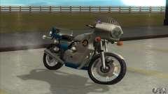 Kawasaki KZ1000 MFP para GTA San Andreas