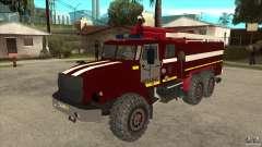 Ural 43206 bombero