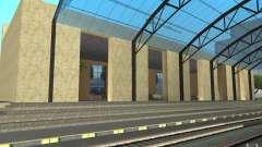La nueva estación en San Fierro