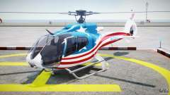 Eurocopter EC 130 B4 USA Theme para GTA 4