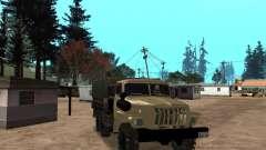 Ural-4320 para GTA San Andreas