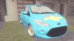 Ford Ka Stance Perry Edtion para GTA San Andreas