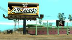 Nueva tienda de la WWE para GTA San Andreas