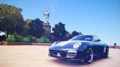 Porsche 911 Sport Classic 2011 v2.0 para GTA 4