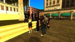 Apelación de la alcaldía a los habitantes del estado de para GTA San Andreas