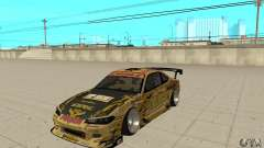 Nissan Silvia S15 Top Secret para GTA San Andreas