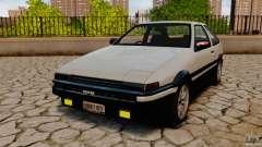 Toyota Sprinter Trueno GT 1985 Apex [EPM]
