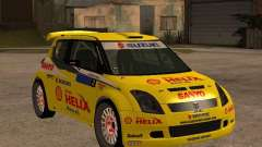 Suzuki Swift Rally para GTA San Andreas