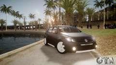 Volkswagen Gol Rallye 2012 para GTA 4