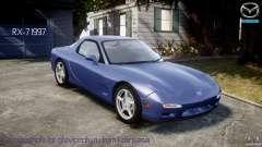 Mazda RX-7 1997 v1.0 [EPM] para GTA 4