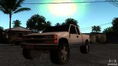 Chevrolet Silverado 1996 para GTA San Andreas