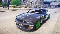 Ford Mustang GT Falken Tire v2.0 para GTA 4
