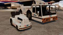 FlyUS Tugs Pack para GTA 4