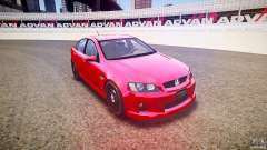 Holden Commodore (CIVIL) para GTA 4