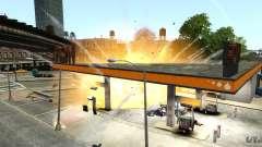 Explosion & Fire Tweak 1.0 para GTA 4