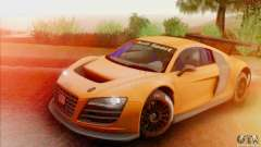 Audi R8 LMS GT3 para GTA San Andreas