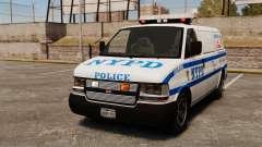Policía Speedo para GTA 4