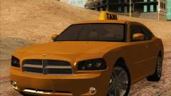Dodge Charger STR8 Taxi para GTA San Andreas