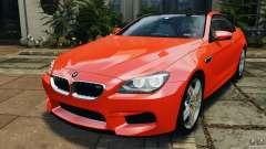 BMW M6 F13 2013 v1.0