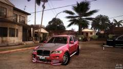 BMW X5 with Wagon BEAM Tuning para GTA San Andreas