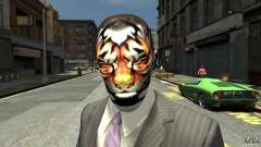 Tatoo Tiger para GTA 4