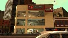 Gaz para GTA San Andreas